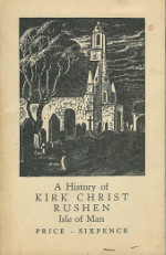 Cover Page of history of Kirk Christ Church