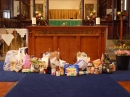 Harvest gifts from congregation 2016