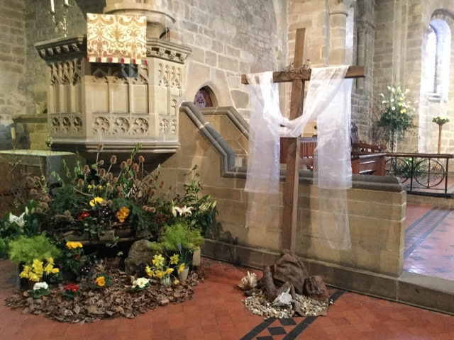 Easter in St Mary's
