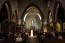 wedding in All Saints