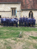 1113 Squadron Air Cadets after the servce
