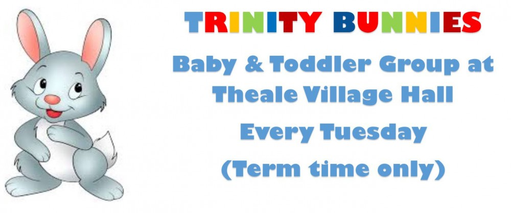 Trinity Bunnies toddler group at Theale