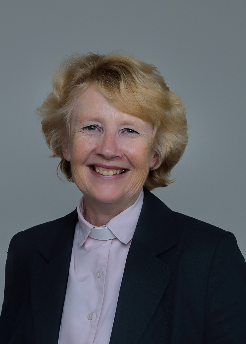 Rev Ann Templeman - Priest in Charge