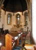 The chancel in Holy Trinity Church