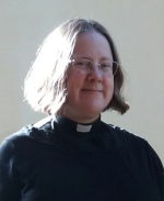 Rev'd Tessa Stephens - Vicar of St Mary's, Nunthorpe