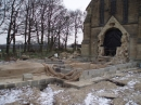 Laying the foundations of the Narthex
