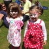 The Big Lunch - face-painting