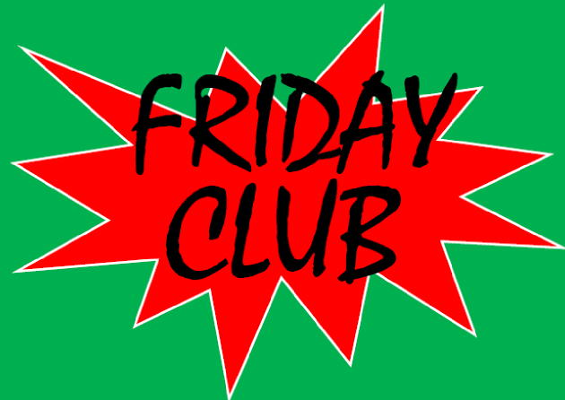 Friday Club logo