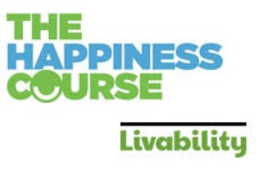 image of happiness course logo