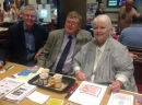 Cllr Coaton, Cllr Harding and Cllr Bailey