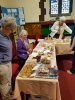 The ever popular cake stall..