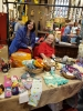 Ladies from the Neighbourhood Charity Crafters