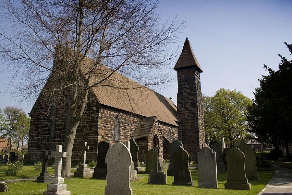 St Marys Partington St Mary S Church Partington