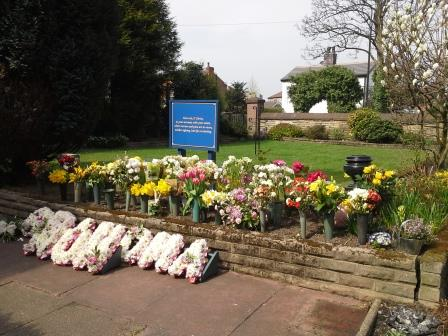 Remembrance and Funeral flowers