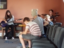 youth jamming session