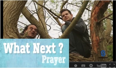 Click here to watch a video - what next Prayer