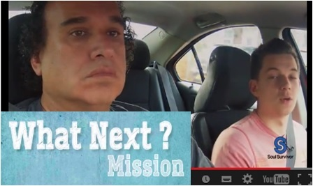 Click here to watch a video - what next Mission