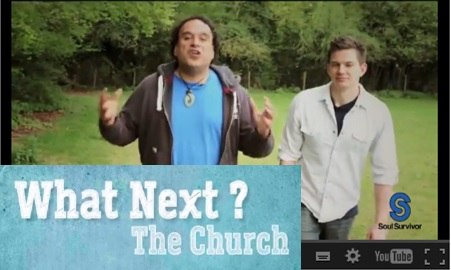 Click here to watch a video - what next The Church