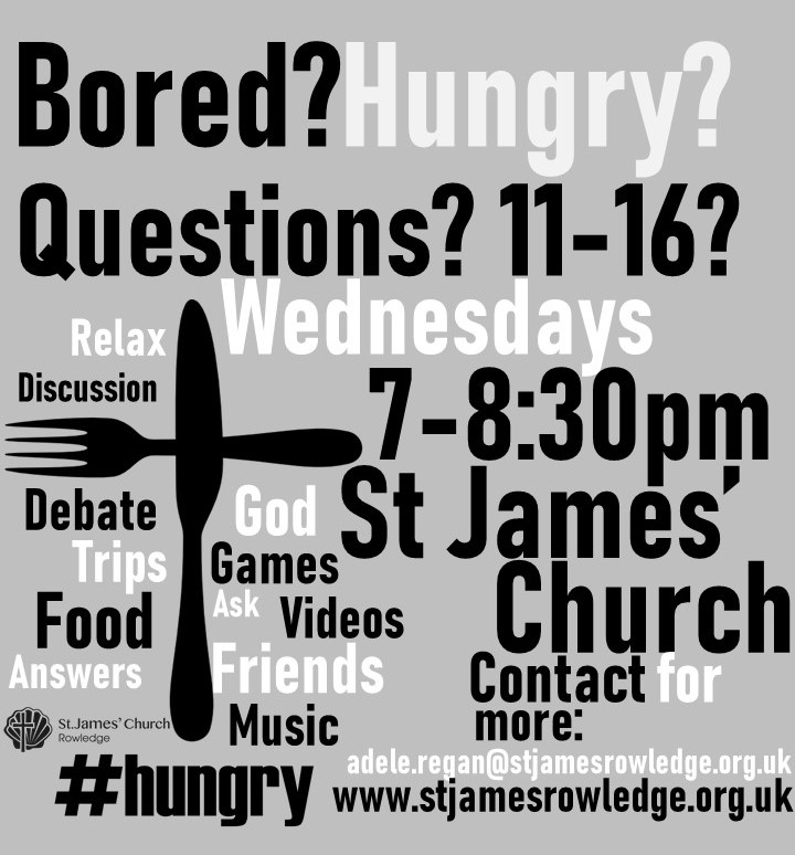 Hungry Youth Group Poster