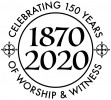 Open 'Celebrating 150 Years of Worship and Witness'
