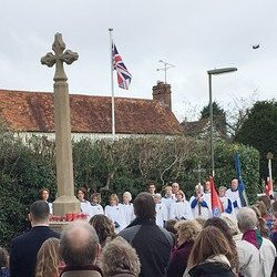 Open Remembrance Sunday
