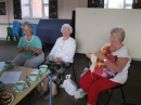 Some members of Attleborough Knit and Natter Grouo