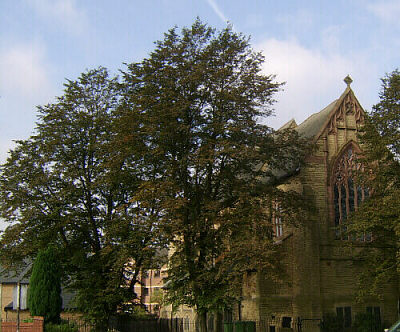 St Augustine's - east end