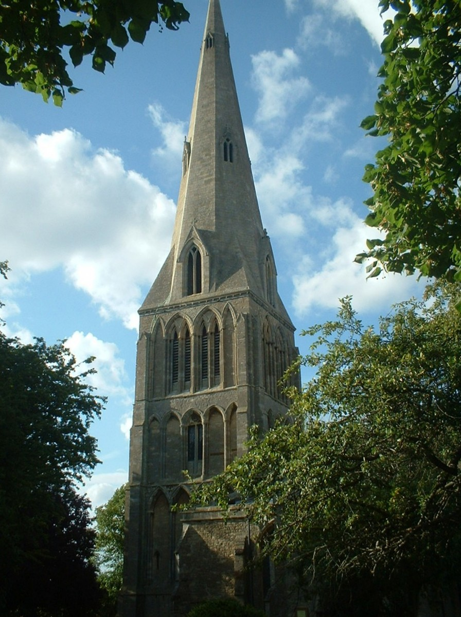 Raunds Parish Church