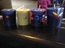Our new candles