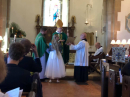 Baptism Cadidate