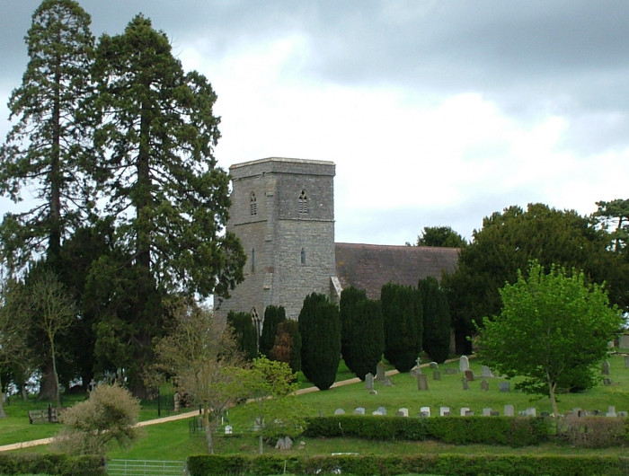 St. Mary's Church, Forthampton