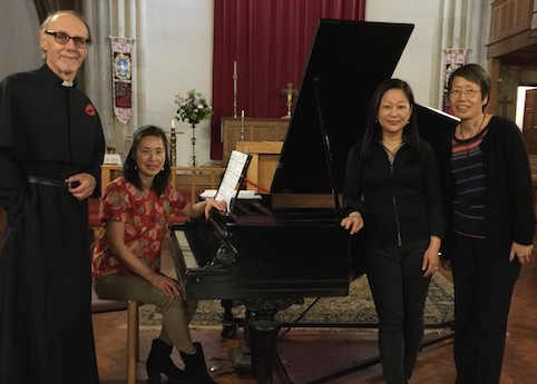 Classical Concert for Japanese Tsunami relief funds