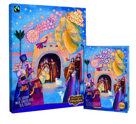 St Marks Reigate Advent Calendars Angels And Crackers