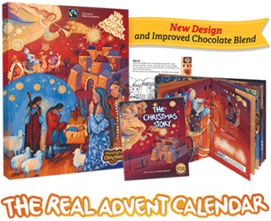 Real Advent Calendar
