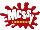 Logo for Messy Church
