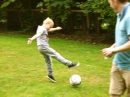 Messy Church Football Fun 1