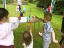 Messy Church Water Pistol Fun