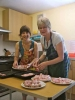 Messy Church kitchen angels