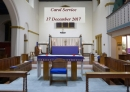 Click here to view the 'Carol Service 2017' album