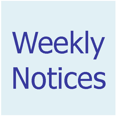 weekly notices
