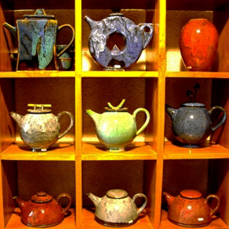 Teapots (image from Churches together for Christian Unity)