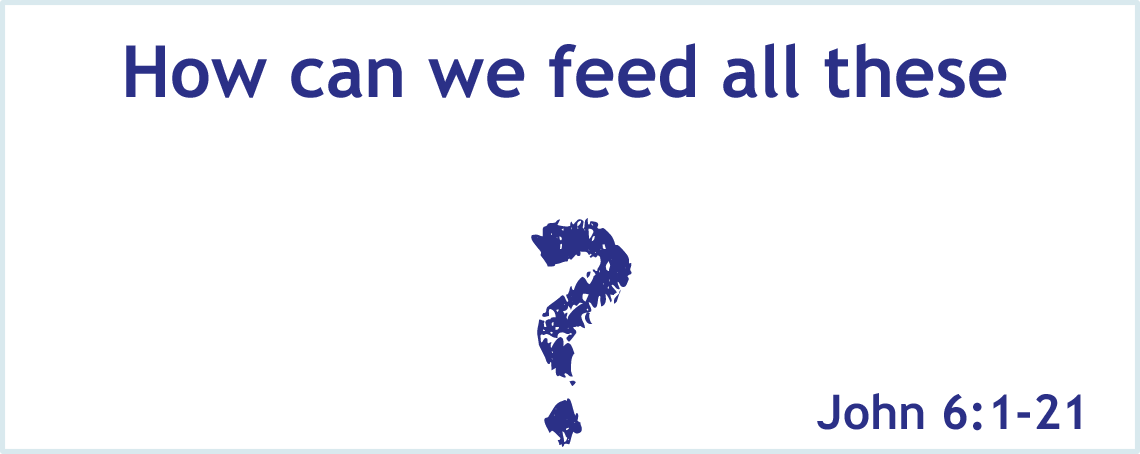 how can we feed