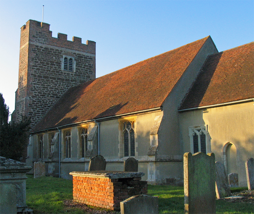 The Parish Church of St Michael, Heckfield