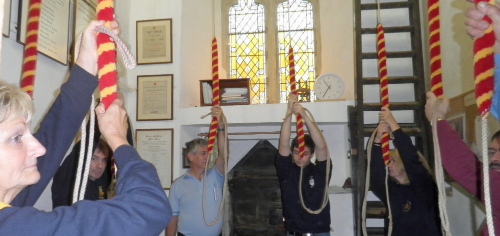 Ringing the bells