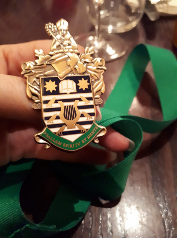 choir RSCM Medals