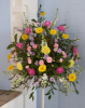 Click here to view the 'Flowers in church' album