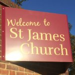 Open What's on at St James in December 2020