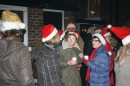 Click here to view the 'Choir  carol singing locally.' album