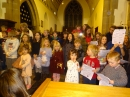 Click here to view the 'Christmas Eve. Crib service' album