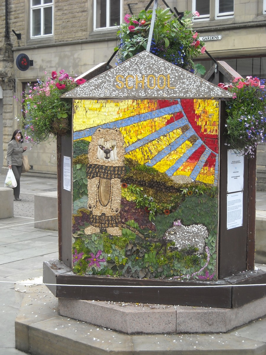 Photograph of Well Dressing